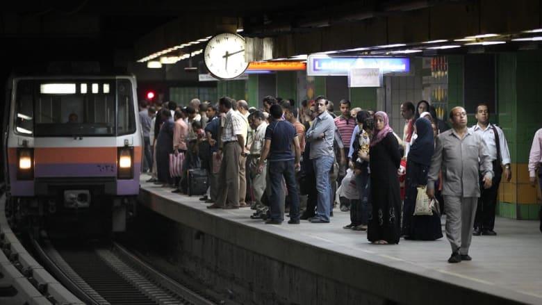 سلسلة انفجارات تستهدف محطات المترو ومجمع محاكم بالقاهرة