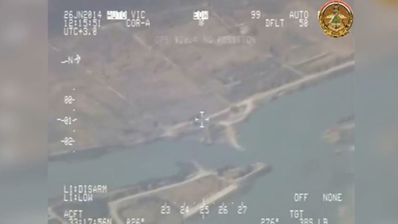 """قوات الجو العراقية تشن غارات على مواقع لـ """"داعش"""" بالأنبار"""