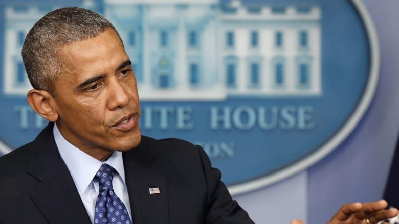 الرئيس الأمريكي يهنئ المسلمين بحلول شهر رمضان