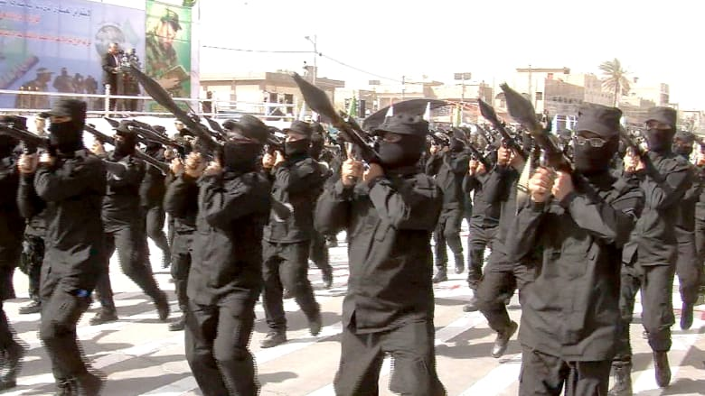 جيش المهدي يبدأ تحركه لقتال داعش