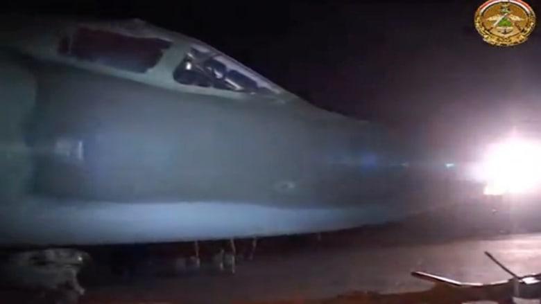 وصول مقاتلات روسية إلى العراق