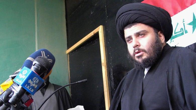 """الصدر: """"الأخ المالكي"""" زجنا بمهاترات وعلى كتلته تقديم """"مرشح صالح"""" بديل"""