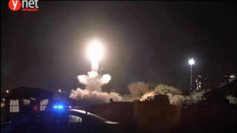 أكثر من 30 صاروخا يطلق من غزة على إسرائيل