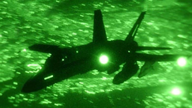 بالفيديو.. قصف سلاح الجو العراقي لأهداف داعش بحزام بغداد والأنبار