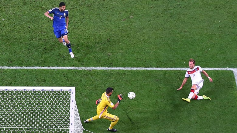 شاهد احتفال مشجعي ألمانيا لحظة فوزهم