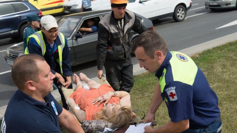 روسيا: مقتل 20 شخصا بانحراف قطار عن مساره