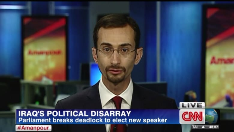 """المستشار الأمريكي الذي """"اكتشف"""" المالكي يشرح لـCNN ما الخطأ الذي حصل بالعراق"""