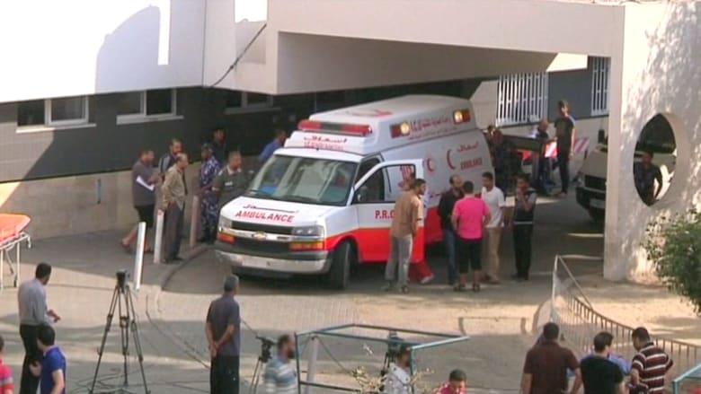 إسرائيل تستهدف المستشفيات بالصواريخ وأكثر من 80 ألفا يلجؤون للمدارس