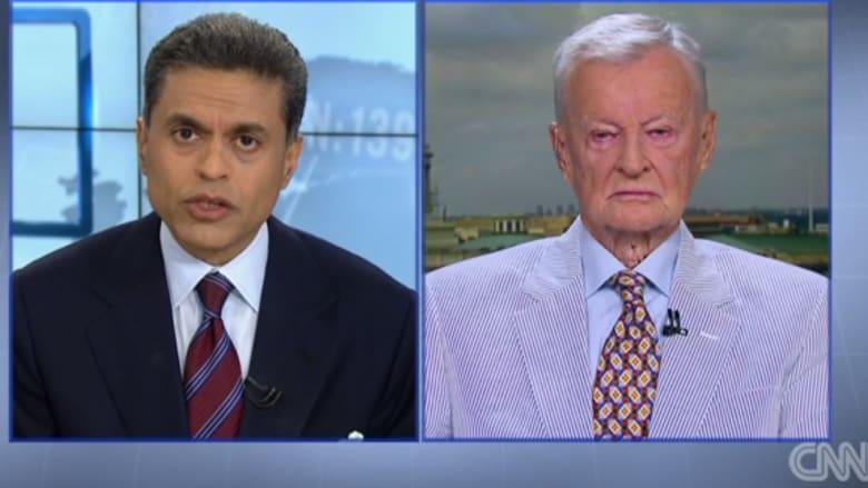 بريجنسكي لـCNN: نتنياهو يرتكب خطأ فادحا وقد يدفع أمريكا والعالم لتلبية طموح الفلسطينيين