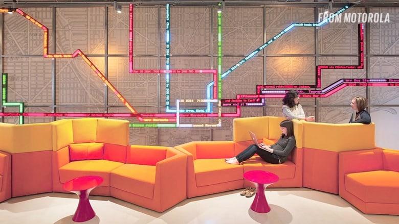 إعادة تصميم مساحات مشتركة بشكل جديد