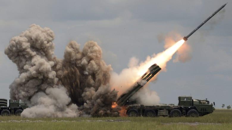 البنتاغون : روسيا على وشك شحن راجمات صواريخ إلى الانفصاليين بأوكرانيا