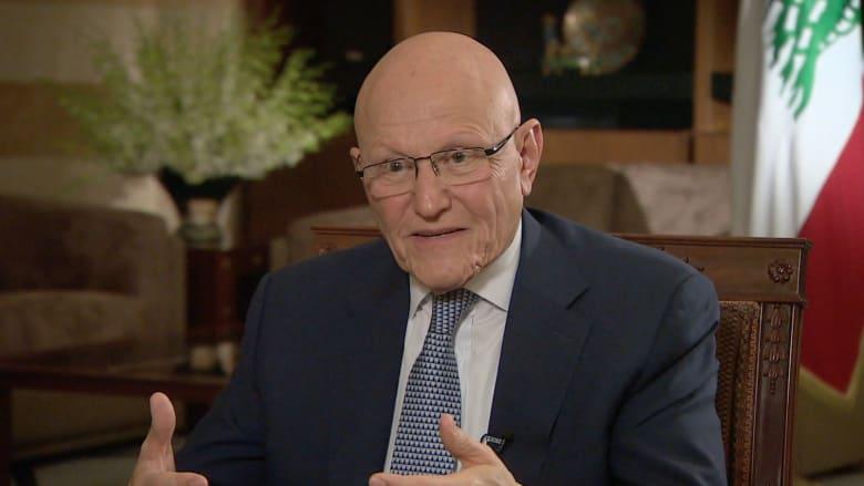 رئيس الوزراء اللبناني: وضع حد لهجمات إسرائيل سيحد كثيرا من العنف بالمنطقة