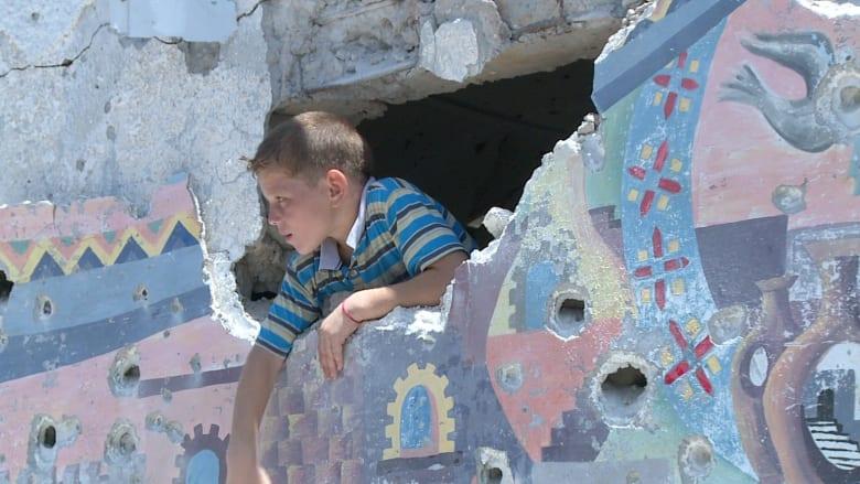 مشاهد دموية بعد قصف مدرسة تابعة للأونروا بغزة
