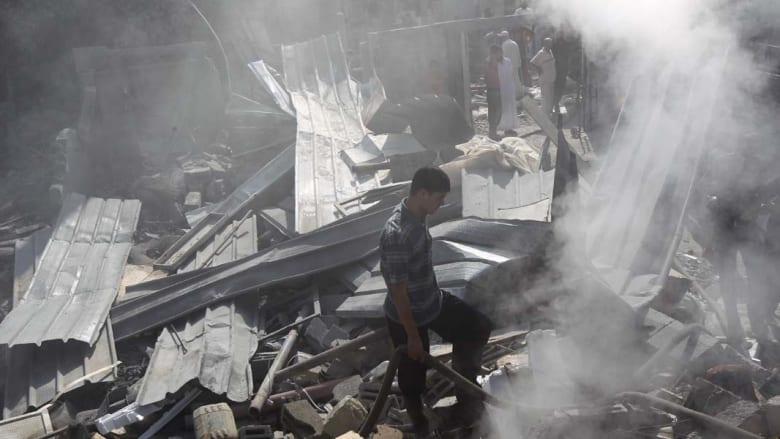 """تحليل: القتال في غزة يختلف هذه المرة.. إنها """"حرب بالوكالة"""" لأجل الشرق الأوسط برمته"""
