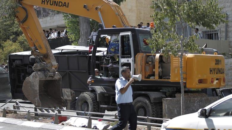 قتيلان و6 جرحى في هجومين بالقدس.. وفرنسا تدين قتل الأطفال في غزة