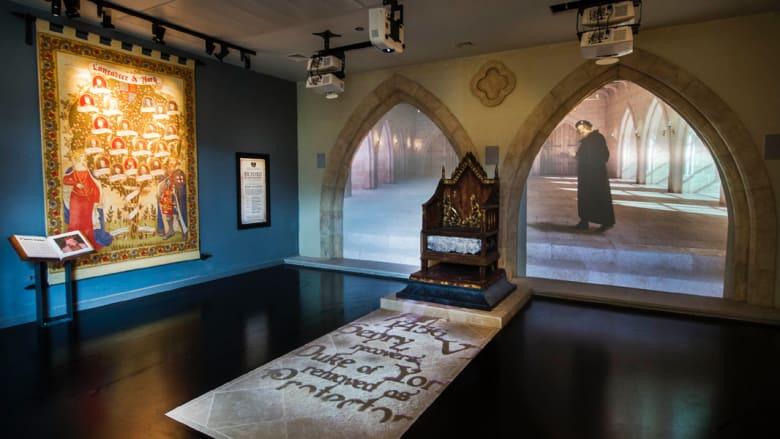 """متحف لمشاهدة بقايا الملك """"الطاغية"""" يفتتح العام القادم"""