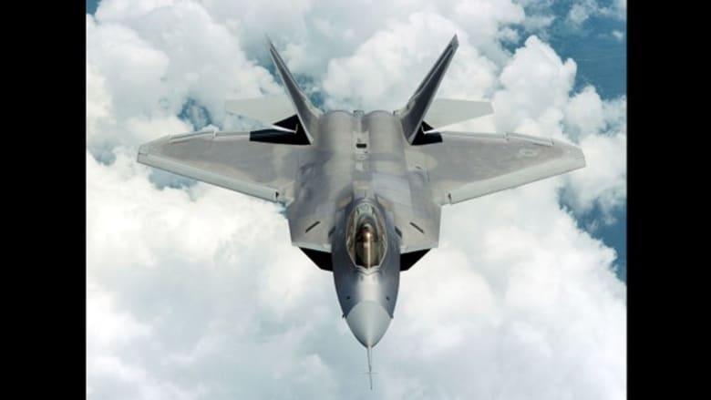 جانب من اساطيل الطائرات المقاتلة العاملة بسلاح الجو الأمريكي