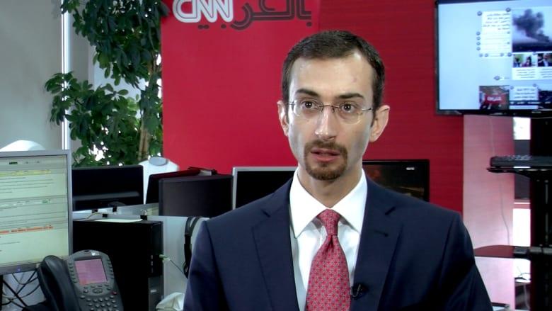 الخضيري لـCNN: المالكي لن يستمر بالحكم وممارساته الطائفية سببت الأزمة