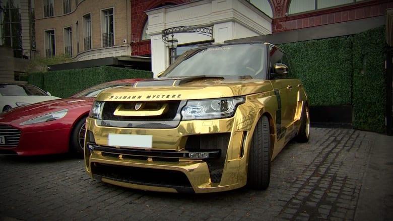 نظرة على سيارات فاحشي الثراء من العرب