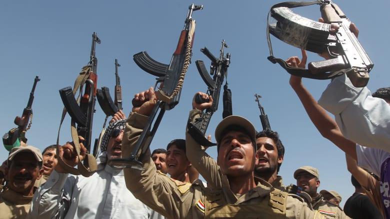 باحث أمريكي لـCNN: ليس أمام المالكي إلا الاستسلام ومدينة أربيل آمنة من داعش
