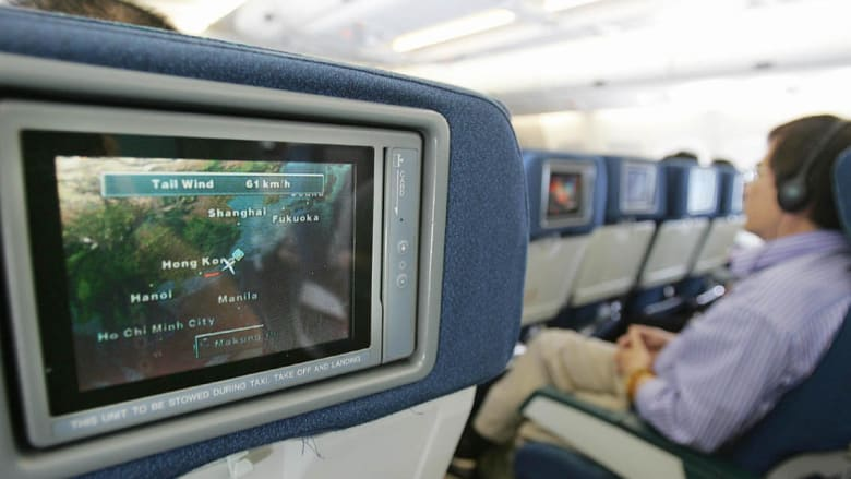 أفلام سينمائية بالمليارات تخضع لرقابة مشددة على متن رحلات الطيران