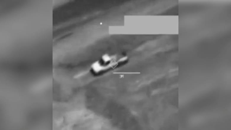 غارات جوية أمريكية على مواقع لداعش