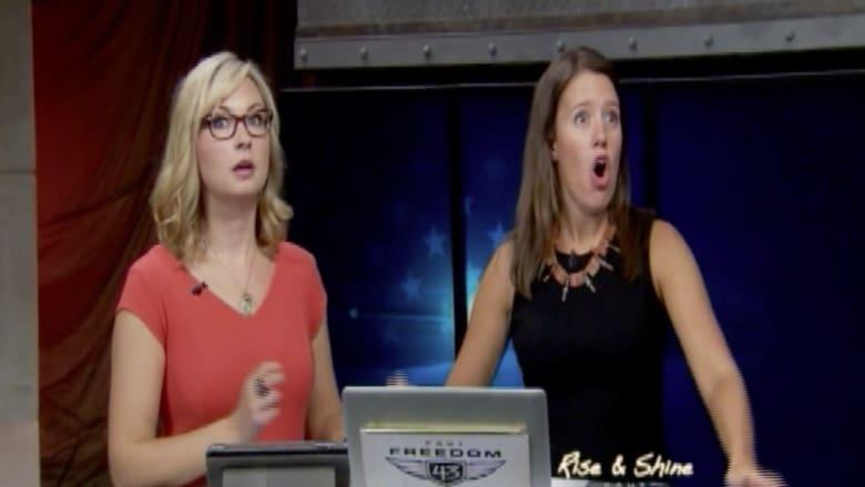 بالفيديو.. لحظة وقوع زلزال بولاية أوكلاهوما على الهواء