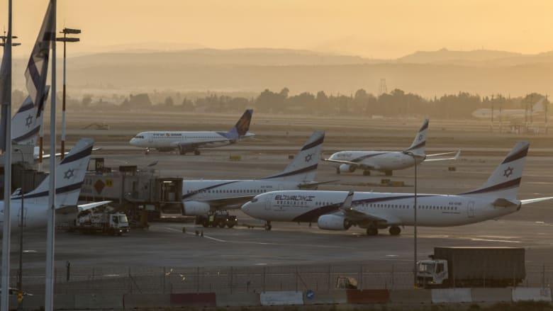 """إلغاء رحلات مصرية وأردنية لإسرائيل بعد تهديد حماس بقصف مطار """"بن غوريون"""""""