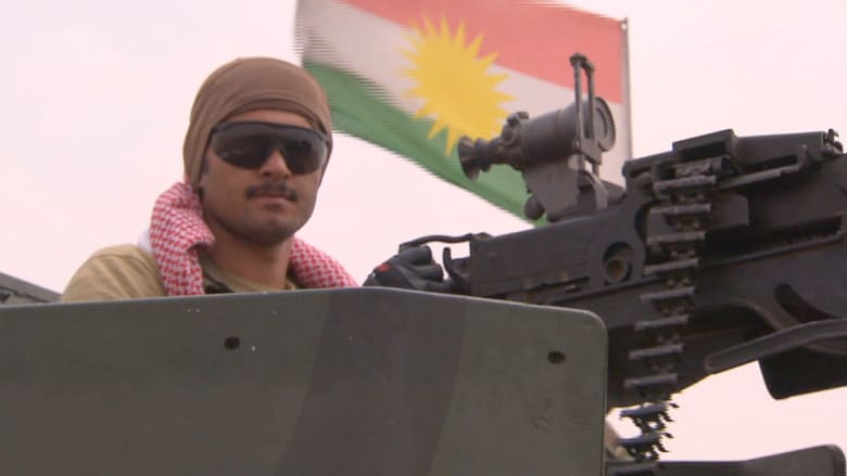 داعش استخف بخصومه فواجه تحالف الأكراد برا وأمريكا جوا
