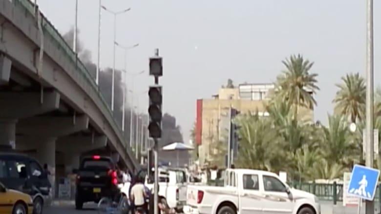 بالفيديو.. الهجوم على كربلاء يخلف 8 قتلى و35 جريحا