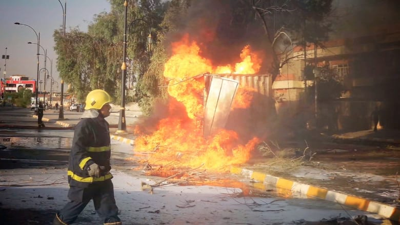 الرعب ينتشر في كركوك وداعش تتحمل مسؤولية التفجيرات