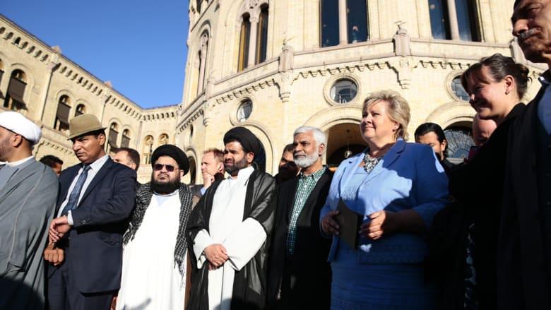 رئيسة وزراء النرويج تستعين بحديث نبوي في مواجهة ممارسات داعش