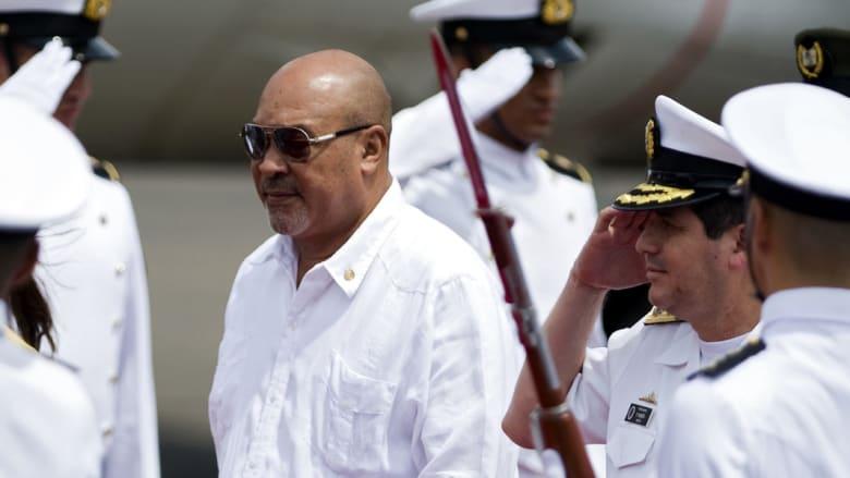 نجل رئيس سورينام يعترف بتقديم عرض لحزب الله لإقامة قاعدة تهدف لمهاجمة أمريكا