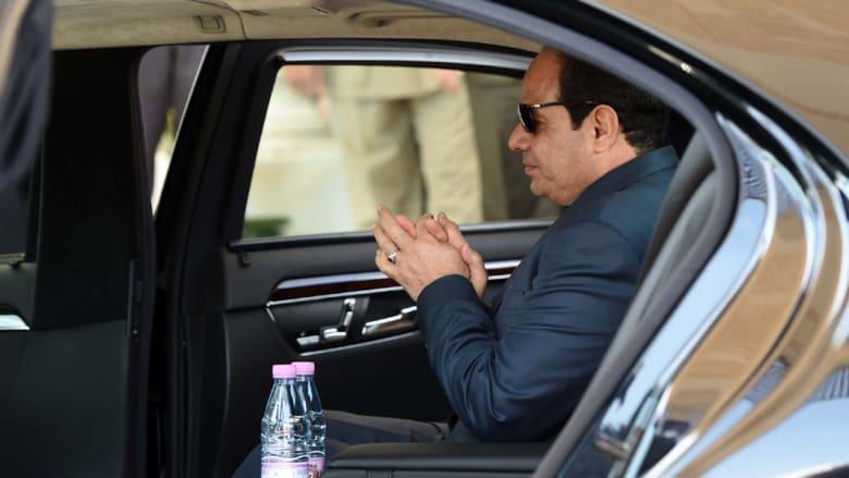 """السيسي لوفد لبناني: ترتيبات المنطقة يجب أن تراعي """"الشواغل الأمنية"""" لمصر ودول الخليج"""