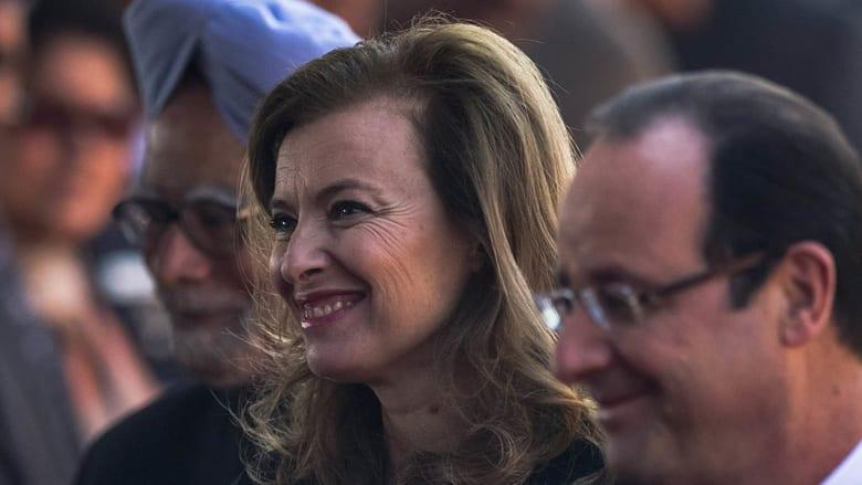 الصديقة السابقة للرئيس الفرنسي تكشف تفاصيل علاقتهما في كتاب جديد