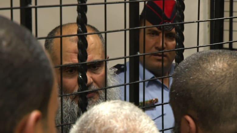 """مشاهد من جلسة محاكمة """"أبوقتادة"""" بالأردن في قضية الألفية"""