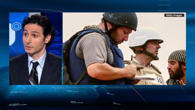 """صديق للعائلة: المعارضة السورية """"المعتدلة"""" باعت الصحفي سوتلوف لـ """"داعش"""""""