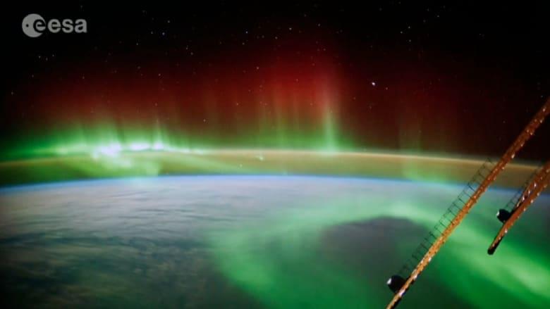 فيديو فاصل زمني مذهل للأرض من الفضاء