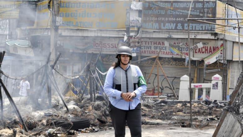 كيف يختار مدير CNN إرسال الصحفيين إلى ميادين الحرب؟