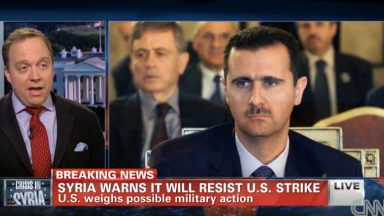 """أندرو تابلر: الأسد ليس حلا ضد داعش وقواته عاجزة عسكريا.. ومعارك الجولان أشبه بـ""""يوم قيامة مذهبي"""""""