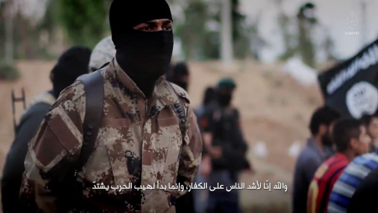 """فيديو جديد لـ""""داعش"""" يضع رجلها المقنع تحت مجهر الاستخبارات الأمريكية"""