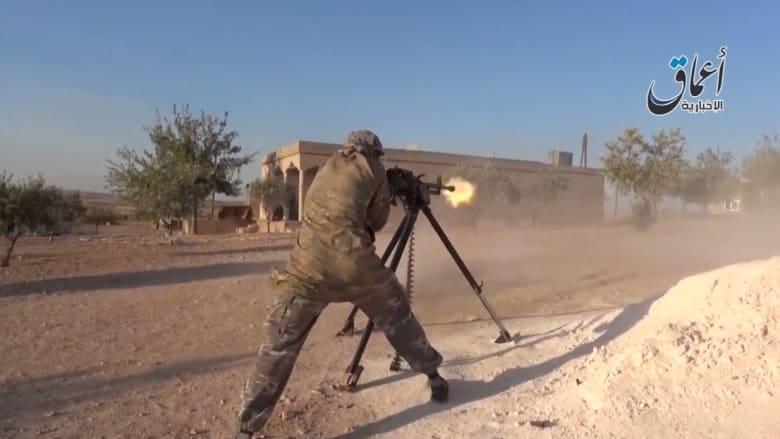 """داعش ينشر فيديو جديدا للقتال في عين العرب """"كوباني"""""""