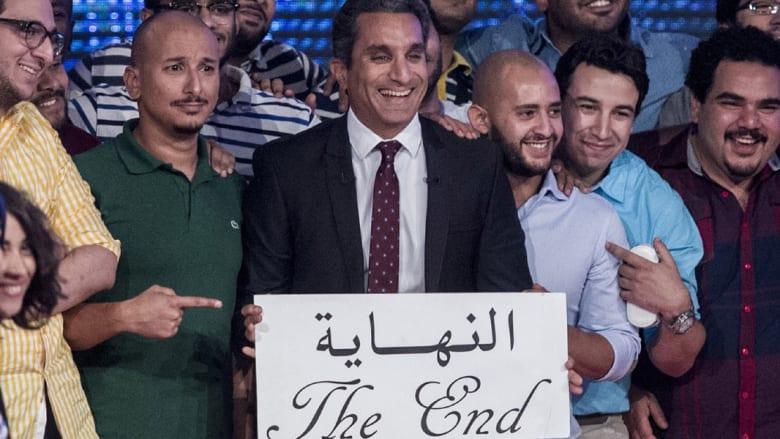 """صحف: """"ليلة أيفون 6"""" بالسعودية وهجوم باسم يوسف على السيسي.. وغارات قرب معاقل النظام بسوريا"""
