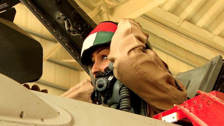 من هي الرائد مريم المنصوري التي أكدت الإمارات أنها قادت تشكيلها الجوي في قصف داعش؟