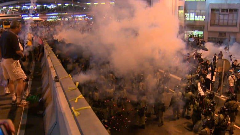 كيف تبدو مظاهرات هونغ كونغ في الإعلام الصيني؟
