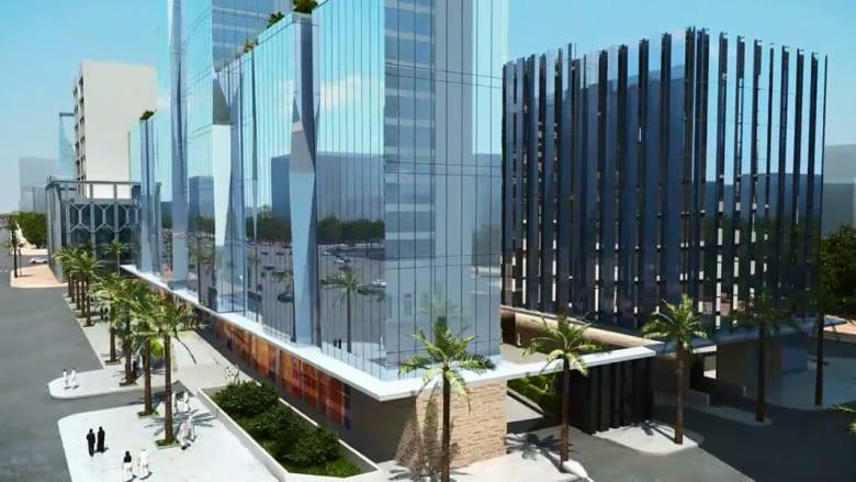 بالصور..هذا ما سيكون عليه برج الرياض في المستقبل