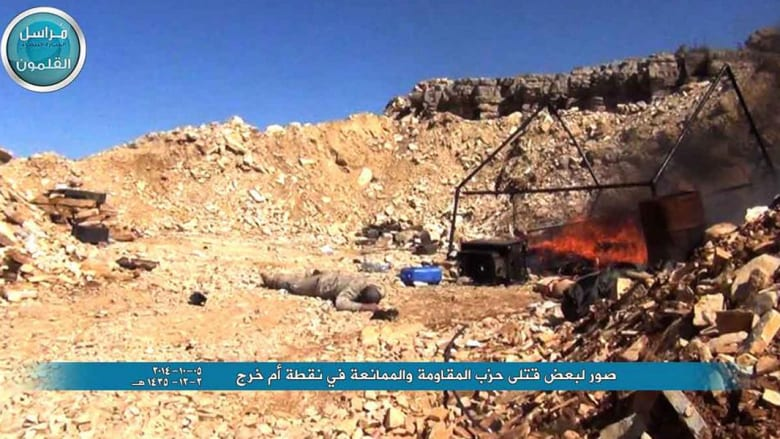 """تفاوت في أعداد قتلى هجوم """"النصرة"""" و""""داعش"""" على موقع لحزب الله بلبنان شهد مواجهات طاحنة"""