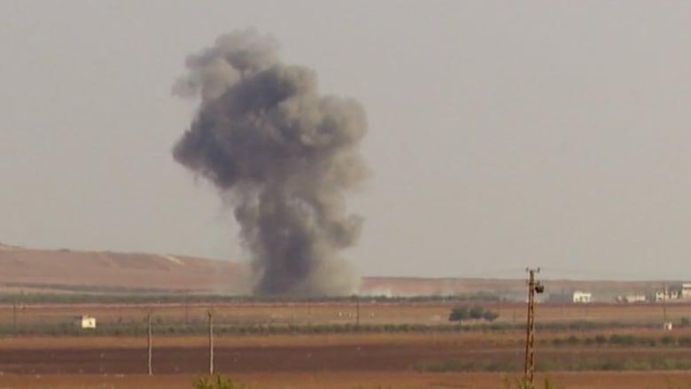 """""""داعش"""" يشدد قبضته على كوباني.. أكراد تركيا يترقبون مصير إخوانهم في سوريا خلف الحدود"""