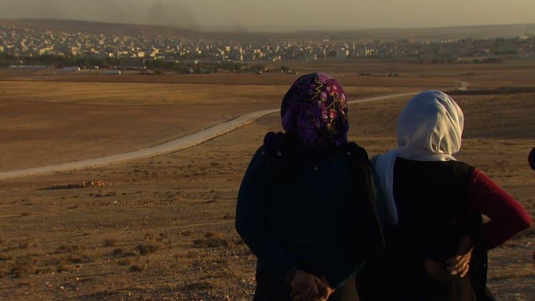 نصف كوبانيتحت سيطرة داعش