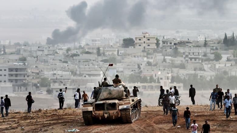 مقاتل كردي في كوباني لـCNN: هدوء غريب في المدينة يشعرنا بالقلق من خطط داعش